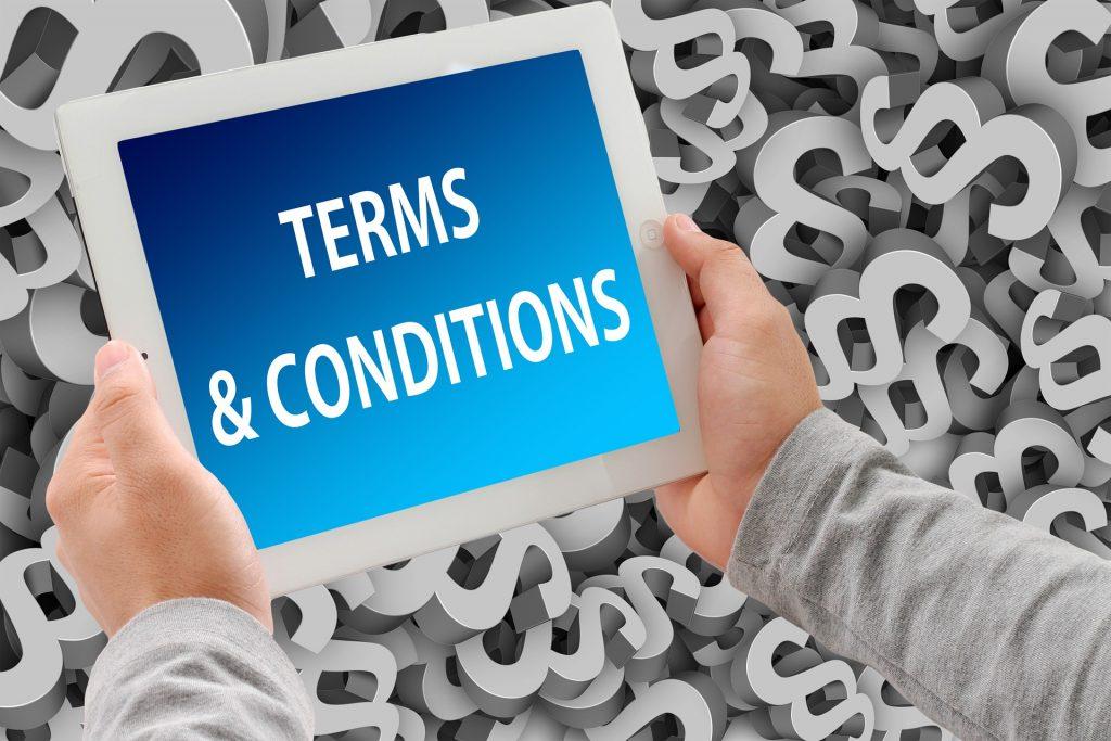 Obchodní podmínky autopůjčovny najemaut. Jednoduché a transparentní.